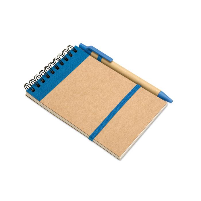 IT3789-04<br> Bloc notes reciclat și pix