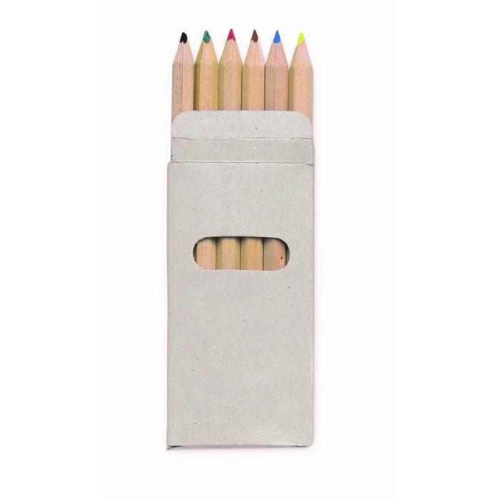 KC2478-99<br> 6 creioane colorate