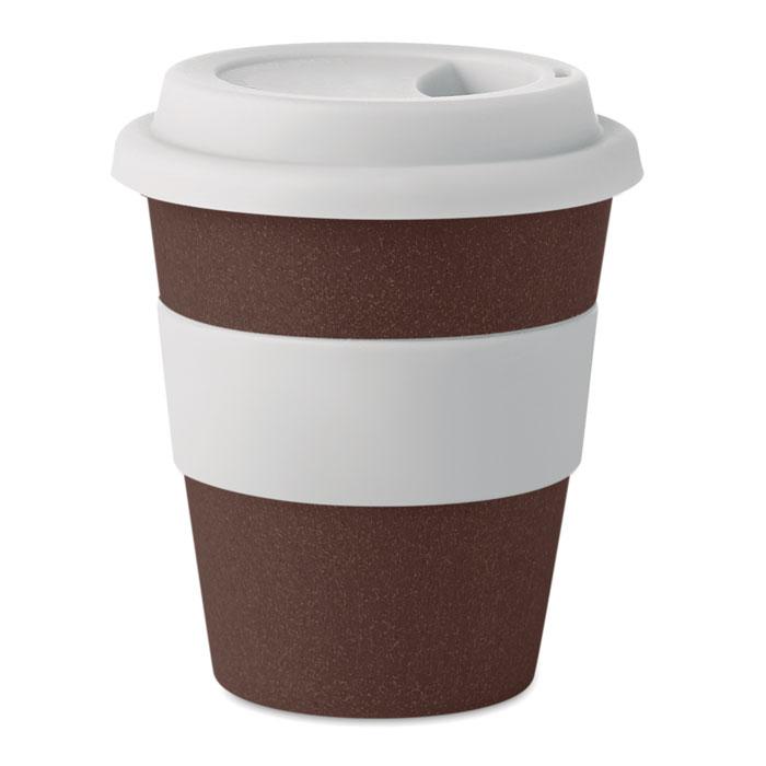 MO6106-06<br> Pahar din coaja de cafea și PP