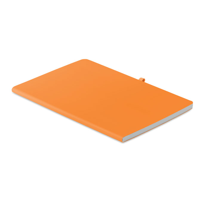 MO6116-10<br> Notes A5 cu coperta PU moale