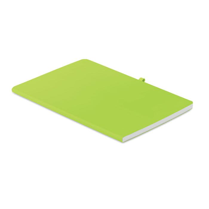MO6116-48<br> Notes A5 cu coperta PU moale