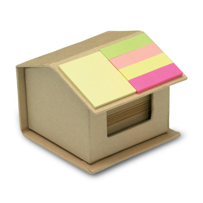 MO7304-13<br> Notițe reciclate colorate