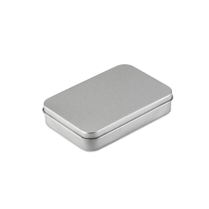 MO7529-16<br> Carți de joc in cutie metalica