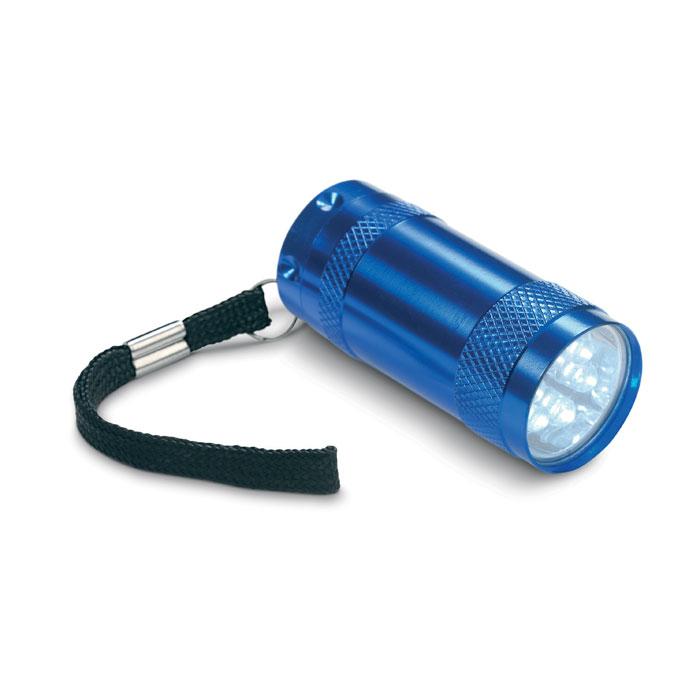 MO7680-04<br> Mini-lanterna aluminiu+lanyard