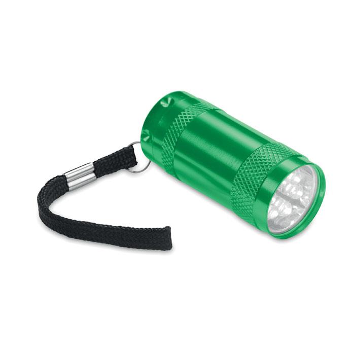 MO7680-09<br> Mini-lanterna aluminiu+lanyard