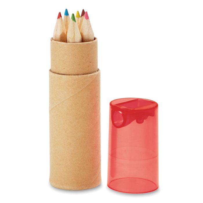 MO8580-25<br> 6 creioane in tub