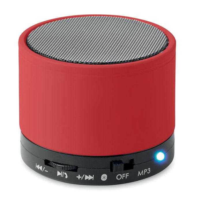 MO8726-05<br> Boxa rotunda Bluetooth