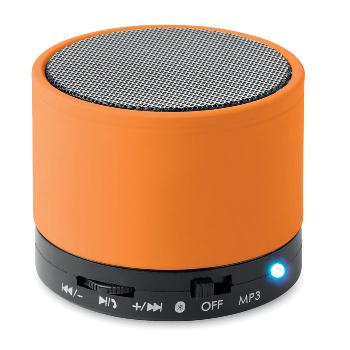 MO8726-10<br> Boxa rotunda Bluetooth