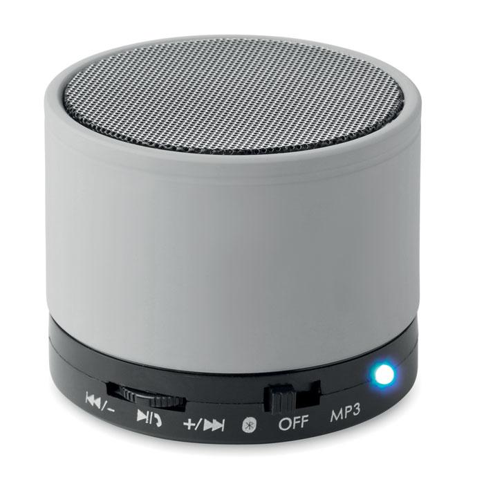 MO8726-16<br> Boxa rotunda Bluetooth