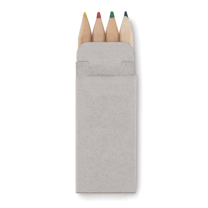 MO8924-13<br> 4 mini-creioane colorate