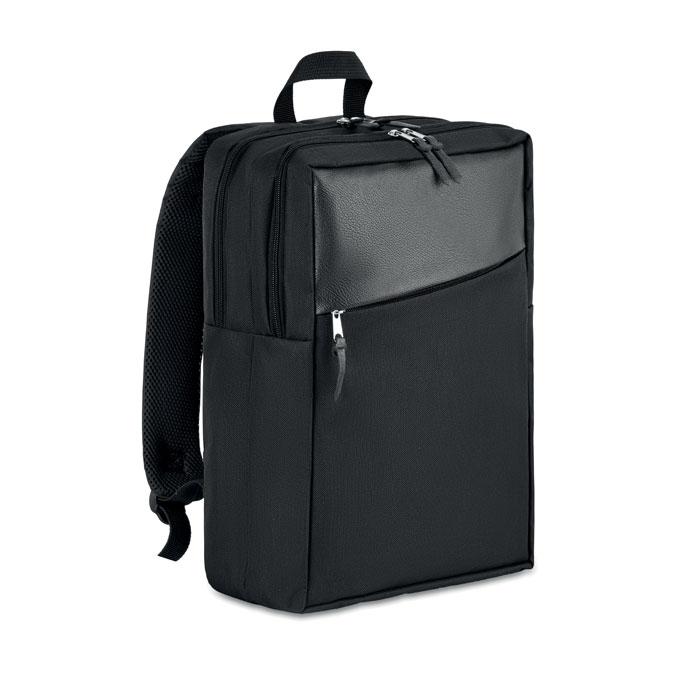 MO9205-03<br> Rucsac laptop 600D in 2 nuanțe
