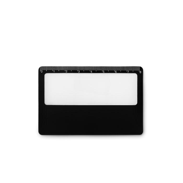 MO9540-03<br> Lupa PVC de marime card credit