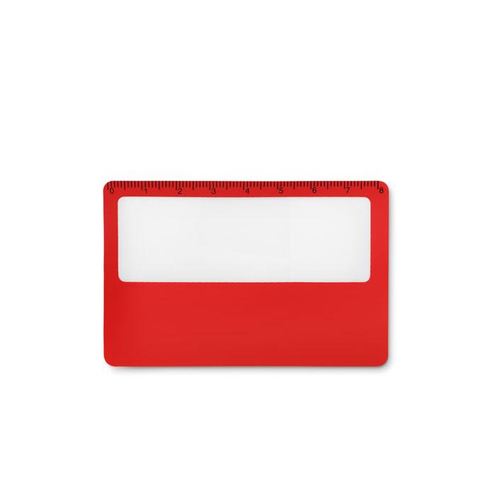 MO9540-05<br> Lupa PVC de marime card credit