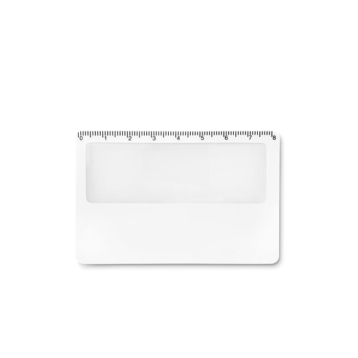 MO9540-06<br> Lupa PVC de marime card credit