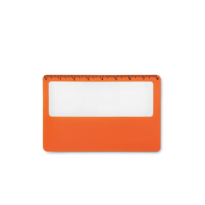 MO9540-10<br> Lupa PVC de marime card credit