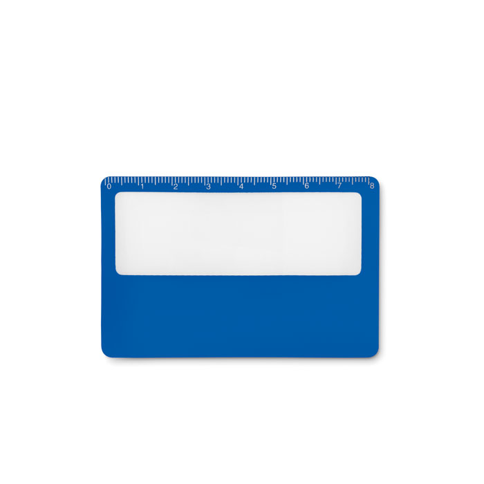 MO9540-37<br> Lupa PVC de marime card credit