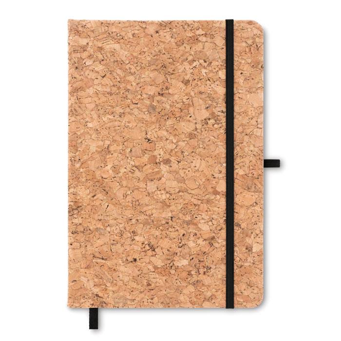 MO9623-03<br> Notes A5 cu coperta din pluta