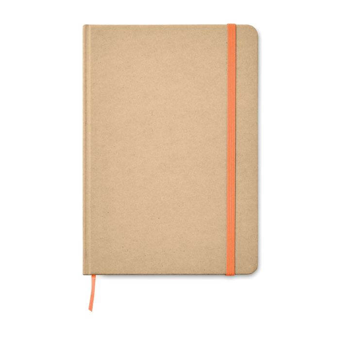 MO9684-10<br> Notes A5 din carton reciclat
