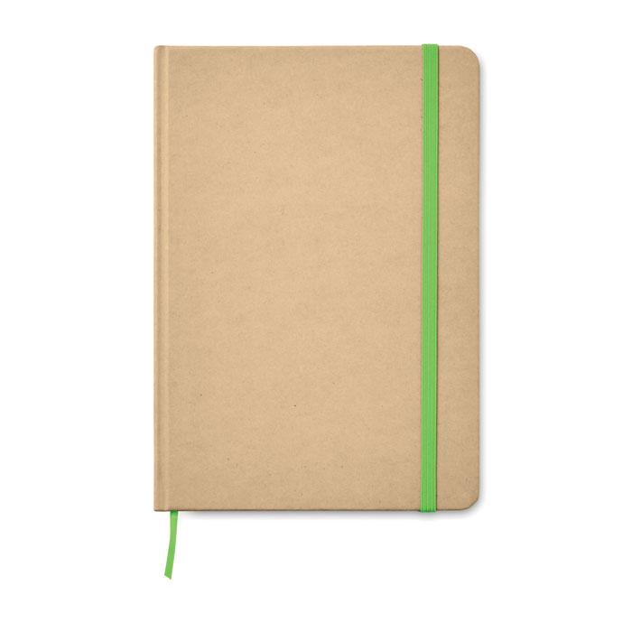 MO9684-48<br> Notes A5 din carton reciclat