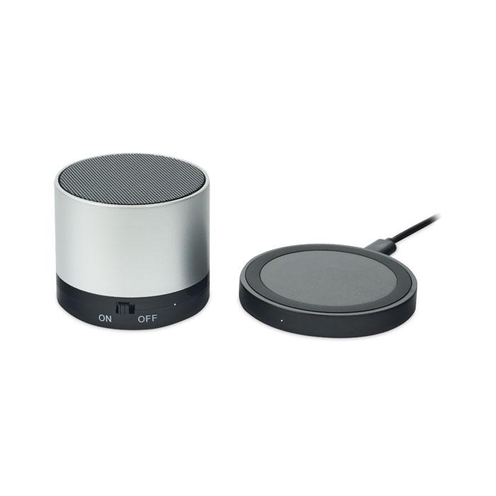 MO9713-16<br> Boxa cu incarcare wireless