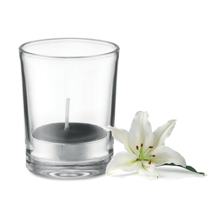 MO9734-03<br> Lumanare aromatizata in sticla