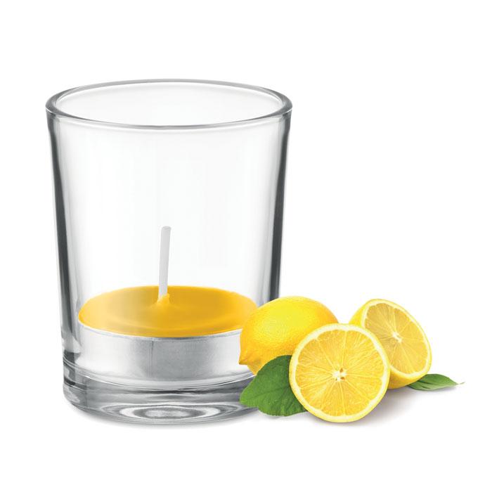 MO9734-08<br> Lumanare aromatizata in sticla